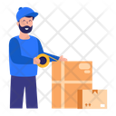 Box Packaging Icon