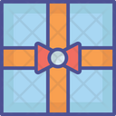 Box Packed Celebrations Event Gift Icon