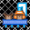 Machine Close Box Icon
