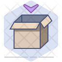 Box packing Icon