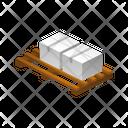 Box Pallet Icon
