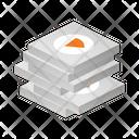 Box Pizza Icon