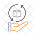Protection Secure Sync Icon