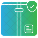 Box Protection Package Shield Delivery Shield Icon