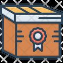 Reward Prize Bounty Icon