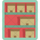 Box Rack Icon
