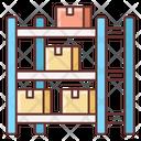 Box Rack Icon