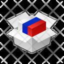 Box Russia Icon