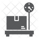 Storage Platform Scale Icon