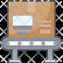 Box Scanning Icon