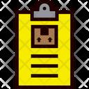 Box Schedule Icon