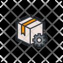 Box Service Delivery Service Delivery Box Icon