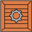 Settings Crate Box Icon