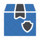 Box Security Shield Icon