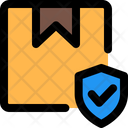 Box Shield Secure Delivery Delivery Protection Icon