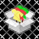 Box Shopping Icon