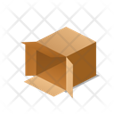 Box side open Icon