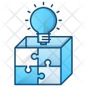 Box Solution Marketing Icon
