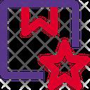 Box Star Favorite Package Favorite Box Icon