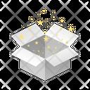 Box Stars Icon