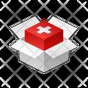 Box Switzerland Icon