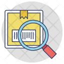 Box Tracking Icon