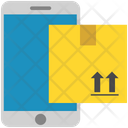 Logistics Delivery Box Icon