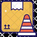 Box Traffic Icon