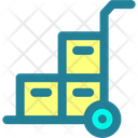 Trolly Box Trolley Box Icon