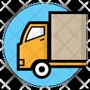 Box Truck Icon