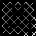 Box unloading Icon