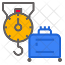 Box Measurement Package Icon