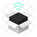 Box Wifi Icon