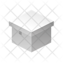 Box With Cover Icon