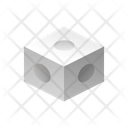Box With Holes Icon