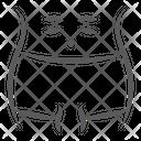 Boxer Undergarment Underwear Icon