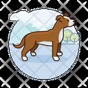 Boxer Dog Boxer Uncropped Icon