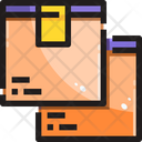 Boxs Package Delivery Icon