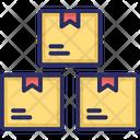 Boxes Icon