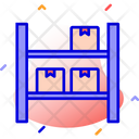 Boxes Storage Delivery Icon
