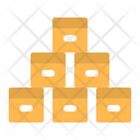 Box Product Shipping Icon