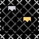 Free Shipping Cashless Icon