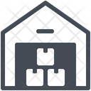 Boxes Full Filling Icon