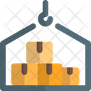Boxes Hook Icon