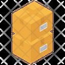 Boxes Parcel Icon