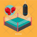 Boxing Sport Awards Icon