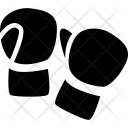 Boxing Punch Gloves Icon