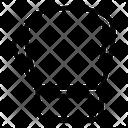 Boxing Glove Combat Icon