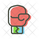 Boxing Gloves Punch Icon