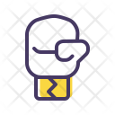Boxing Glove Punch Icon